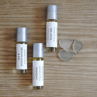 Perfume Oil Roll On Perfume - Set of 3, Your Choice, Pick Three