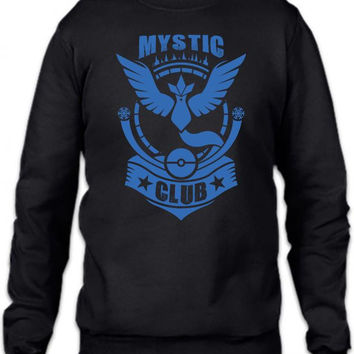 Pokemon Mystic Club Crewneck Sweatshirt