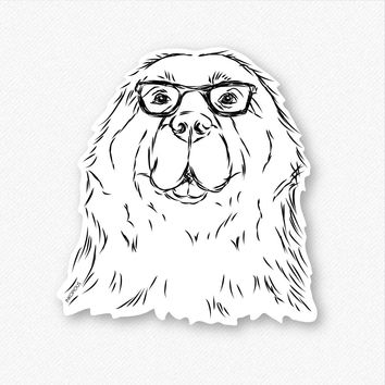 Boomer the Newfoundland - Decal Sticker