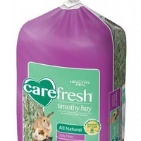 Carefresh Complete Menu Small Pet Timothy Hay 64oz