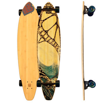 Square Tail Tidal Rider Longboards