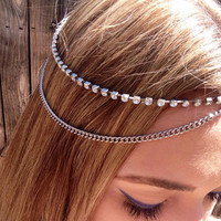 Double Stranded Hairchain