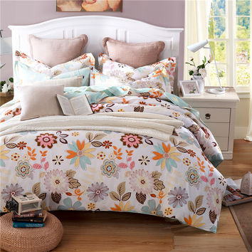 Country Bouquet Bedding Set