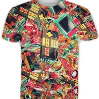 Retro Gamer T-Shirt | Tees from RageOn