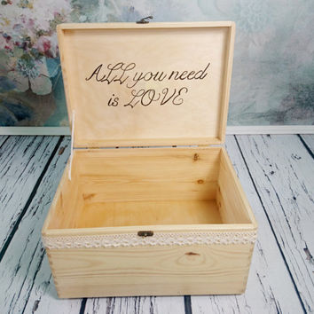 Shop Keepsake Card Box On Wanelo