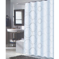 "'Ava' Shower Curtain,  X-Long 70"" x 84"""