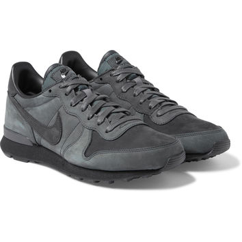 Nike - Internationalist LX Nubuck Sneakers
