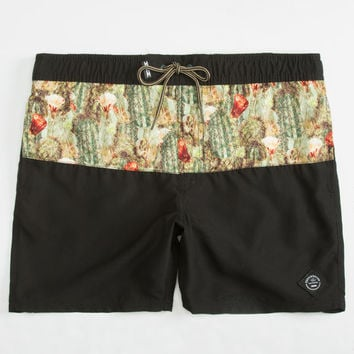 SUPERBRAND Peyote Mens Swim Trunks