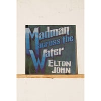 Elton John - Madman Across The Water LP | Urban Outfitters