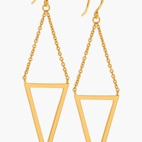 Women's gorjana 'Mika' Cutout Drop Earrings