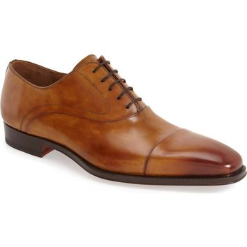 Magnanni Saffron Cap Toe Oxford (Men) | Nordstrom