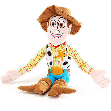 "23"" Woody the Cowboy Cuddle Pillow Pal Plush by Disney/Toy Story-New with Tags!"