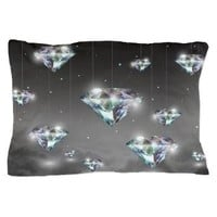 Like A Diamond - Diamonds In The Sky Pillow Case> Pillow Cases> soaring anchor designs