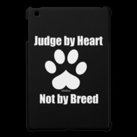 Heart Not Breed_Black Case For The iPad Mini from Zazzle.com