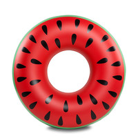 Giant Watermelon Floatie