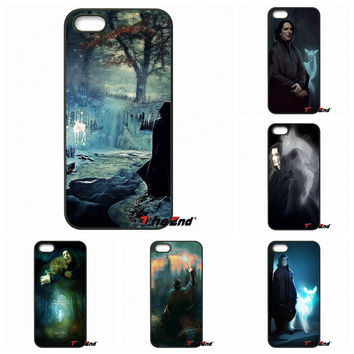 For Samsung Galaxy Note 2 3 4 5 S2 S3 S4 S5 MINI S6 Active S7 edge severus snape harry potter Hard Phone Case Coque