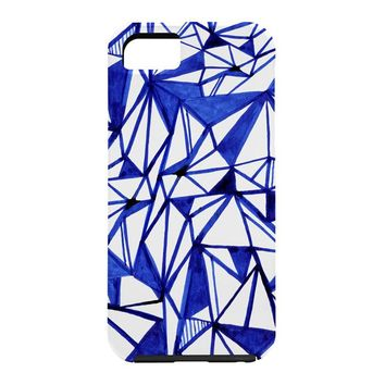 CayenaBlanca Geometric tension Cell Phone Case
