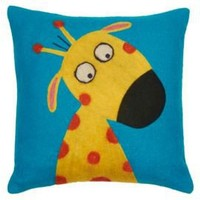 One Kings Lane - Get the Look - Amity Funny Giraffe Pillow
