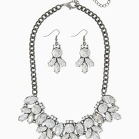 Frosted Fantasy Necklace Set | RSVP Special Occasion - Jewelry | charming charlie