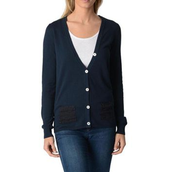 ICIKON3 Fred Perry Womens Cardigan 31432026 9608