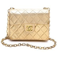 Vintage Chanel Mini Flap Bag