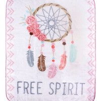 Dream Catcher High Pile Blanket