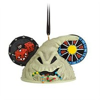 Oogie Boogie Ear Hat Ornament - Tim Burton's The Nightmare Before Christmas | Disney Store