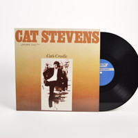 "CAT STEVENS - ""Cat's Cradle"" vinyl record"