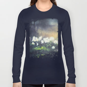 Rugged beauty Long Sleeve T-shirt by HappyMelvin