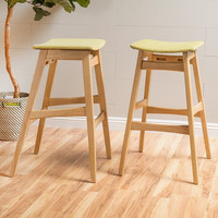 Oak Stools - Easy Home Concepts