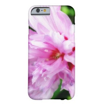 iPhone 6 Pink Flower Case
