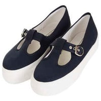 TOMMY Buckle Flatforms - New In This Week  - New In