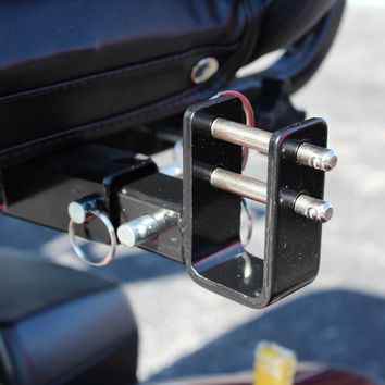 Haul-N-Go Scooter Tow Hitch Assembly J2820 - Challenger Accessories Scooter Trailer | TopMobility.com