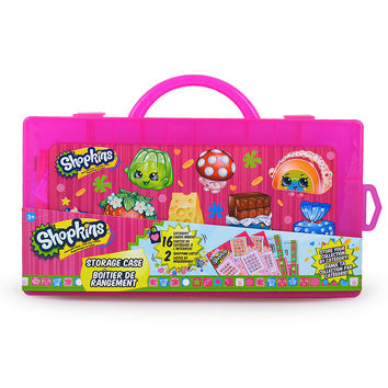 Shopkins Storage Case