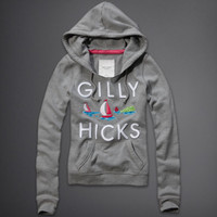 Graphic Popover Hoodie