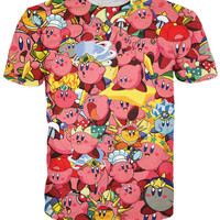 Kirby Collage T-Shirt