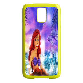 The Little Mermaid Princess Ariel Disney Collection Samsung Galaxy S5 Case