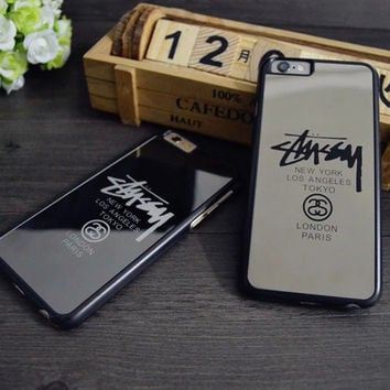 Hot Deal Stussy Iphone 6/6s Cute Stylish Apple Mirror Iphone Strong Character Phone Case [9370033735]
