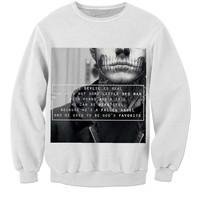 An American Horror Story Sweater