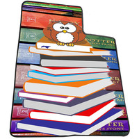 Owl dictionary book 228d78e2-d042-48e7-b1f9-e1bcacdd2ca5 for Kids Blanket, Fleece Blanket Cute and Awesome Blanket for your bedding, Blanket fleece *AD*