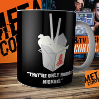 The Lost Boys - They're Only Noodles Michael Movie Mug