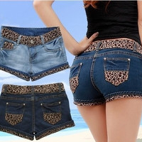 The new women's fashion jeans and denim shorts = 5708505729