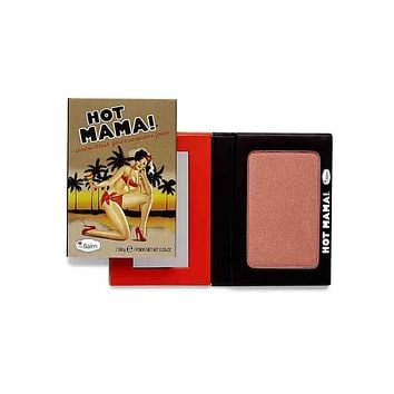 thebalm - hot mama! pressed powder blush/shadow