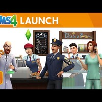 The Sims 4 Get to Work for PC/Mac Download | Origin Games