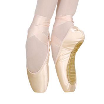 Grishko Pink Ballet Pointe Shoes