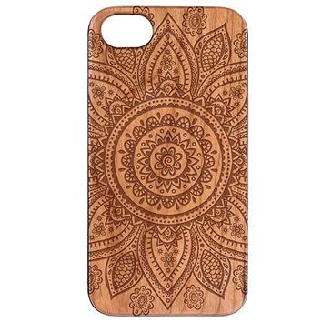 Floral Mandala 2 Phone Case