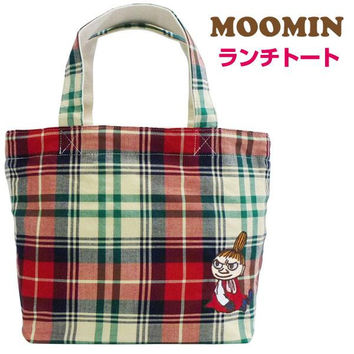 Moomin Reversible Mini Tote Lunch Bag (Little My)
