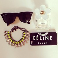 .@fashioninmysoul | Details love my new Céline cover by @caseswelove | Webstagram - the best Instagram viewer