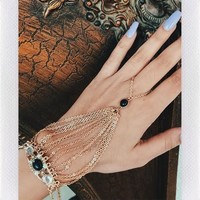 Alessia Hand Chain from shopoceansoul