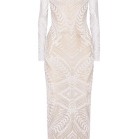 Balmain - Knitted midi dress